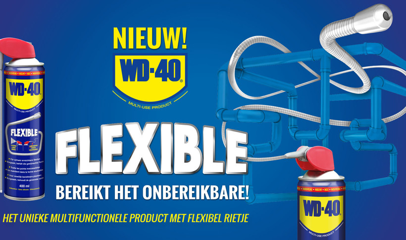 WD-40 Flexible Straw
