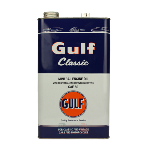 Gulf Classic Mineral Engine Oil