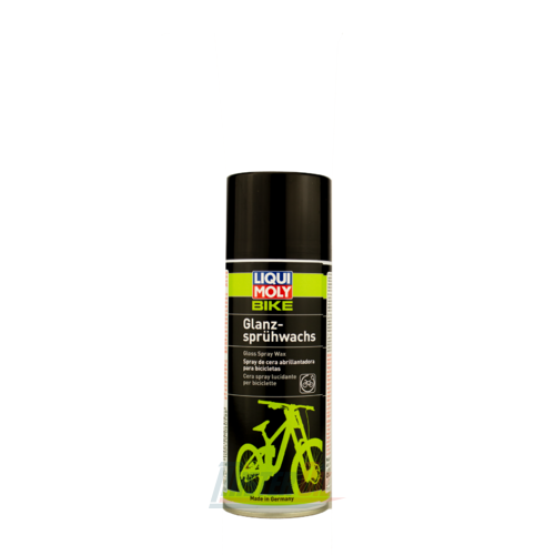 Liqui Moly  Bike Gloss Spray Wax (6058)