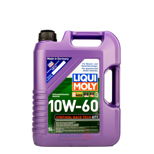 Liqui Moly Synthoil Race Tech GT1  (8909)