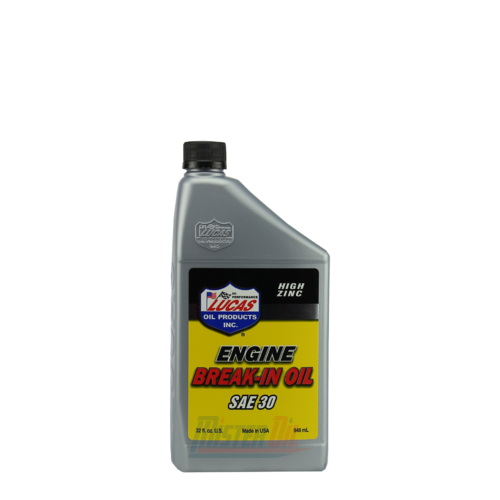 Lucas Engine Break-In Oil (10630)