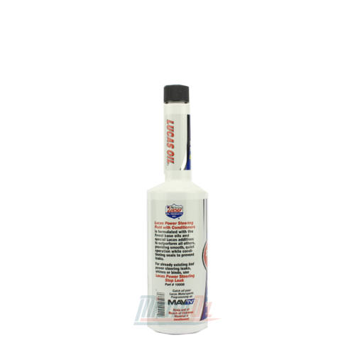 Lucas Oil Power Steering Fluid with Conditioner (10442) - 1