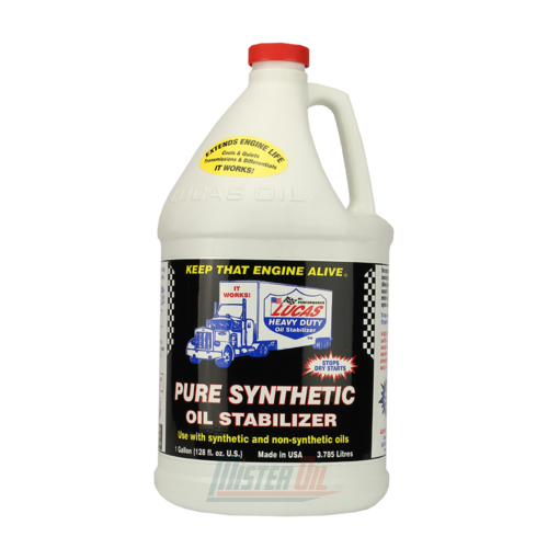 Lucas Oil Synthetic Heavy Duty Oil Stabilizer (10131)