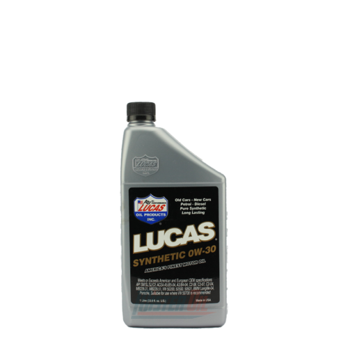 Lucas Oil Synthetic Motor Oil (10184)