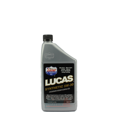 Lucas Oil Synthetic Motor Oil (10051)