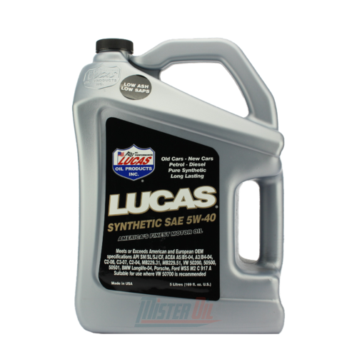 Lucas Oil Synthetic Motor Oil (10187)