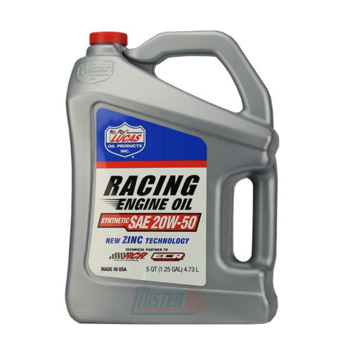 Lucas Oil Synthetic Racing Motor Oil (10616)