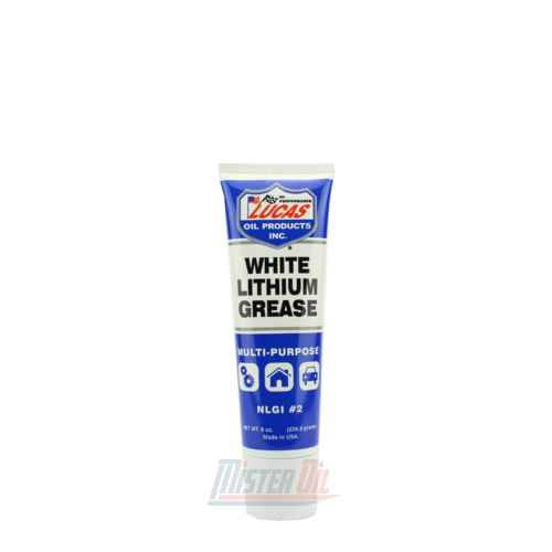 Lucas Oil White Lithium Grease (10533)