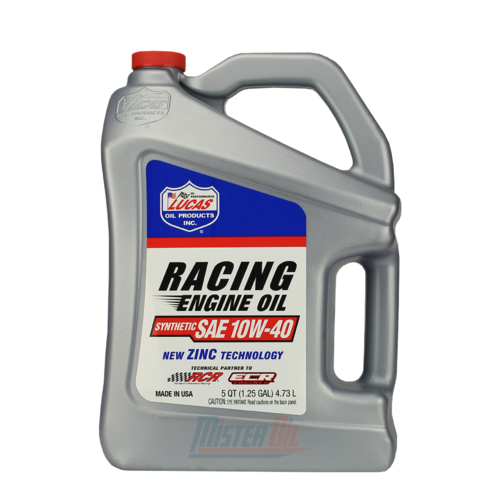 Lucas Synthetic Racing Motor Oil (10911)