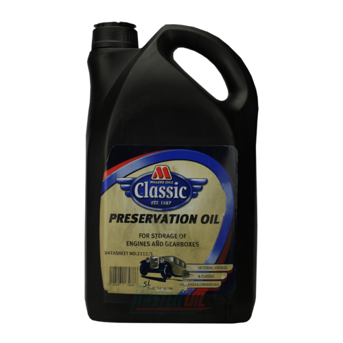 Millers Classic Preservation Oil