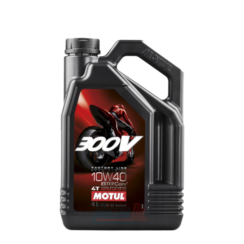 Motul 300V ROAD RACING 4T