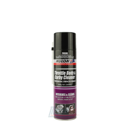 Nulon Throttle Body Carby Cleaner