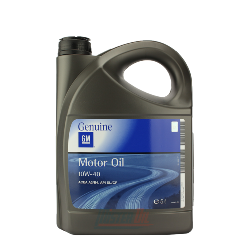 Opel GM Motor Oil