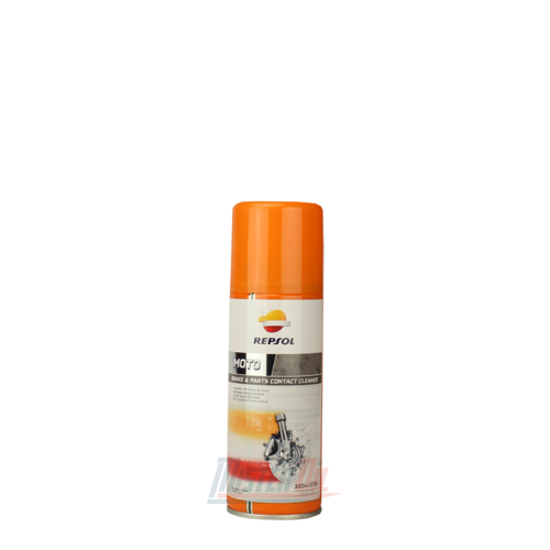Repsol Moto Brake And Parts Contact Cleaner