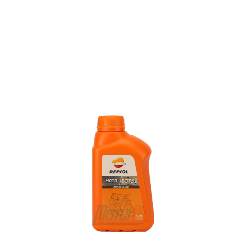 Repsol Moto Brake Fluid DOT 5.1