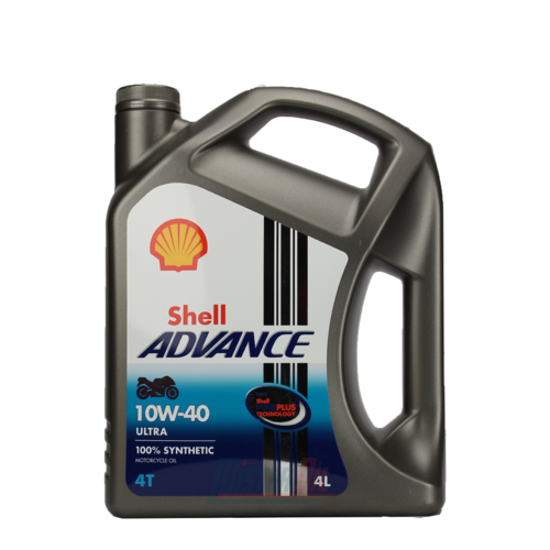 Shell Advance Ultra 4T