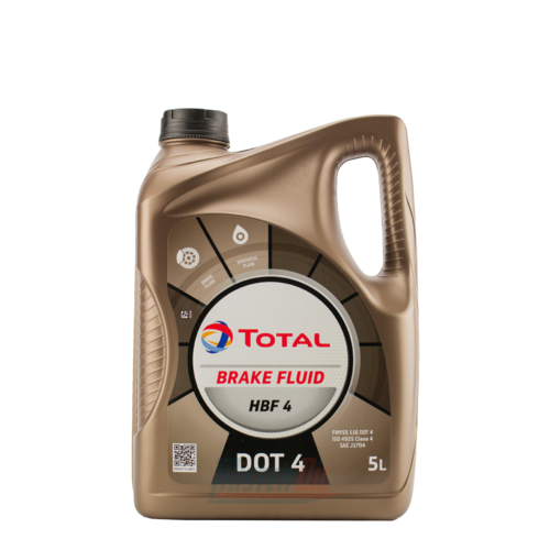 Total Brake Fluid HBF4