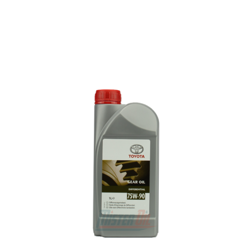 Toyota Differential Gear Oil - 1