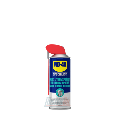 WD40 Wit Lithiumspuitvet